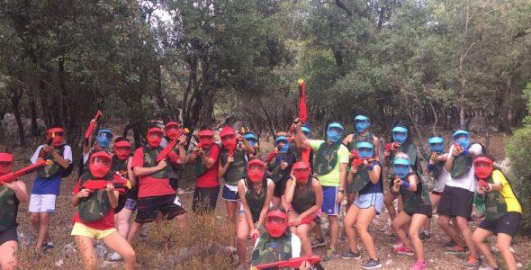 Campamento XXVIII Adaner Granada.